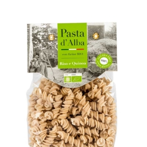 Fusilli di Riso e Quinoa Real® Bio Senza Glutine