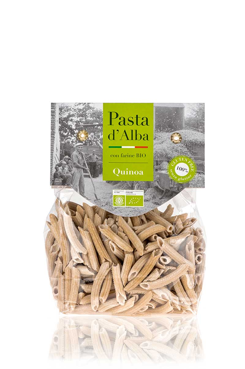 Penne di Quinoa Real® Bio Senza Glutine