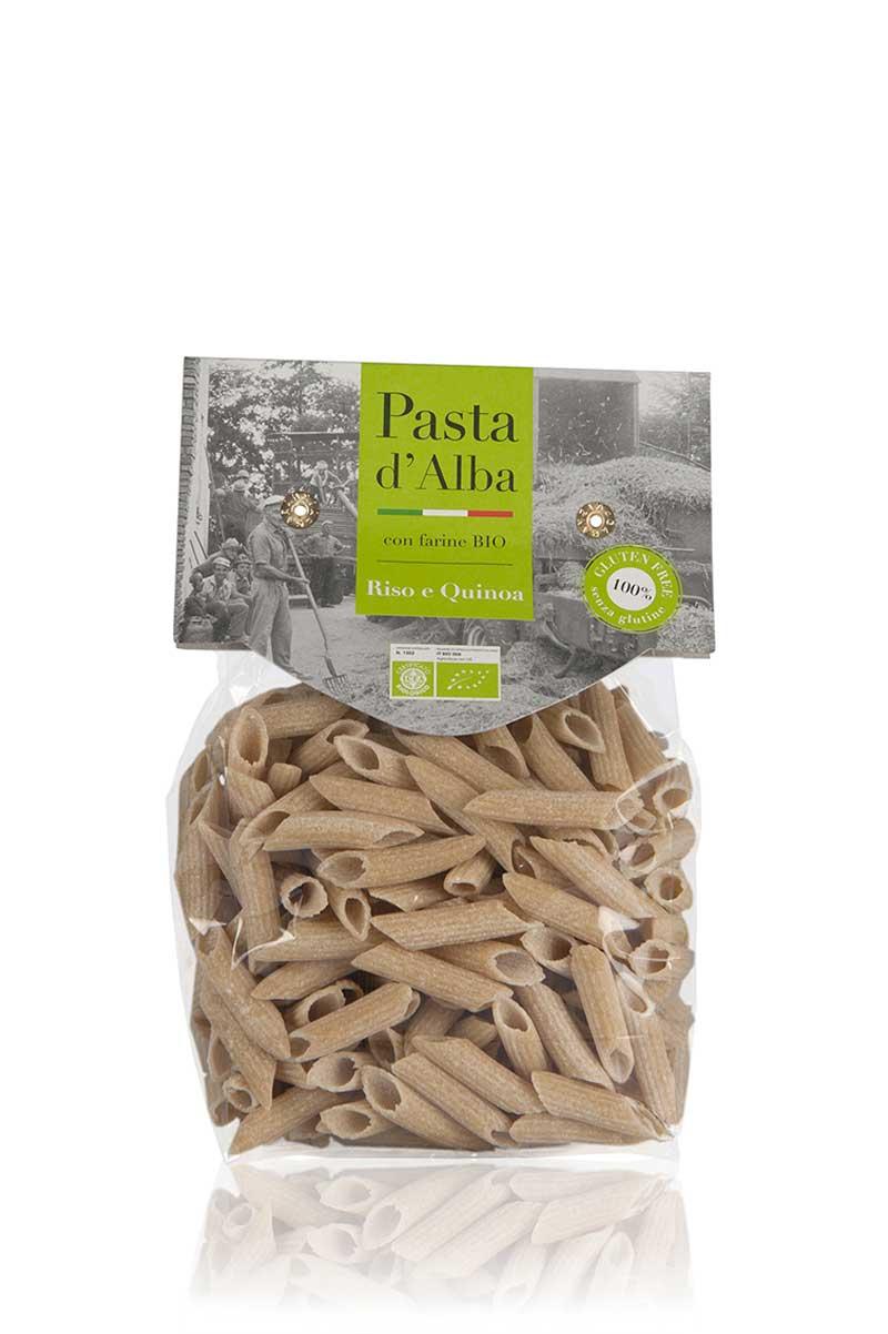 Penne di Riso e Quinoa Real® Bio Senza Glutine
