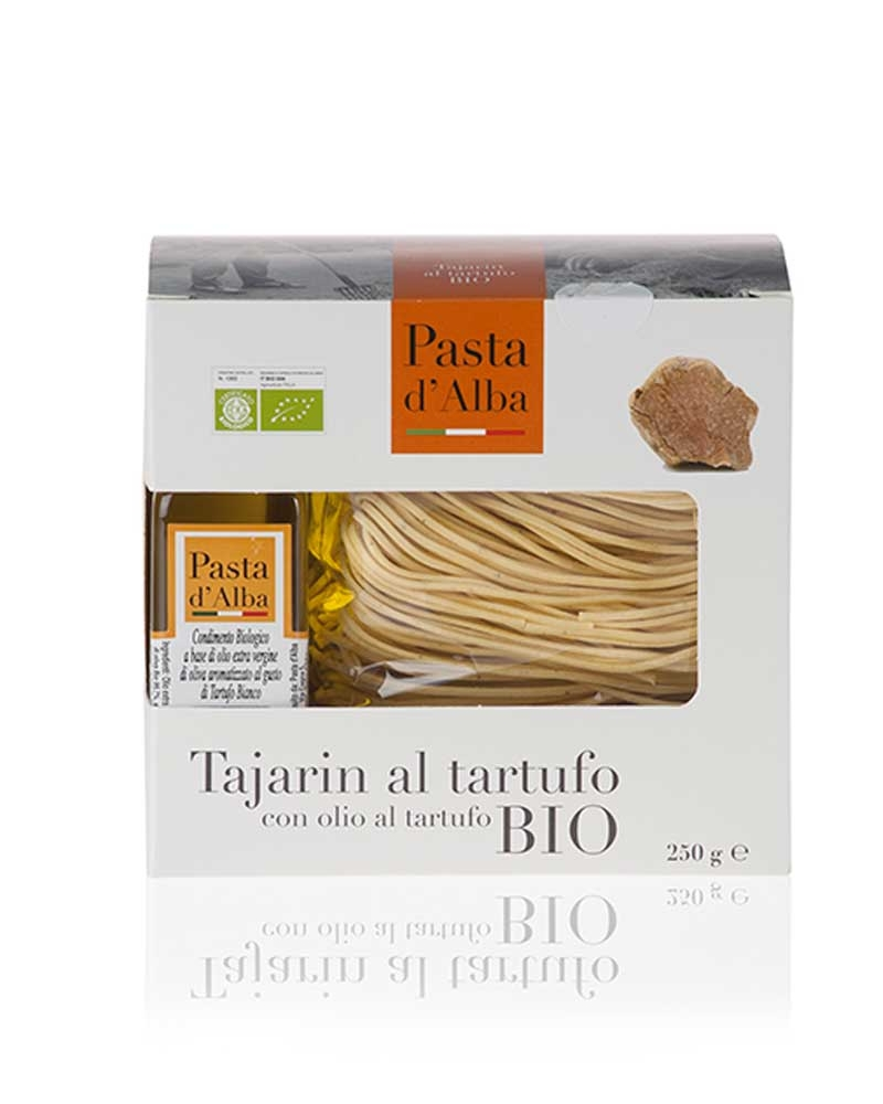 tajarin-tartufo-bianco-olio-tartufo-bio-confezione-pasta